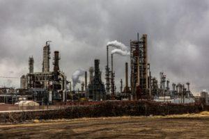 NCCER refinery worker