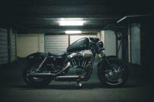 Motorcycle repairs