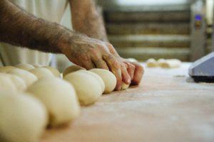 Bakery employee