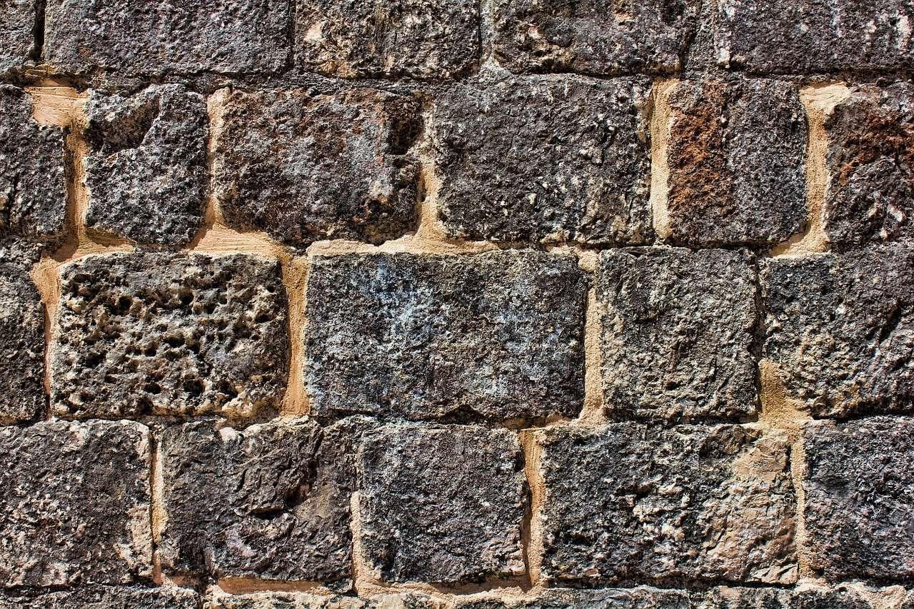 wall, masonry, stone